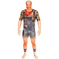 Morphsuit Faux Real HillBilly