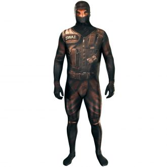 Morphsuit Faux Real SWAT