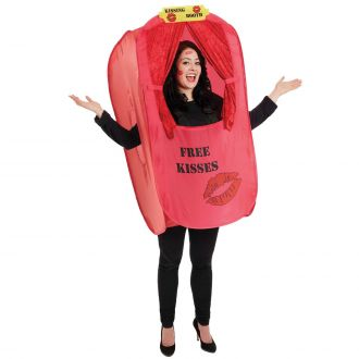 Costume Kissing Booth per Adulti