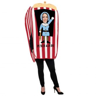 Costume Punch e Judy Booth per Donna S